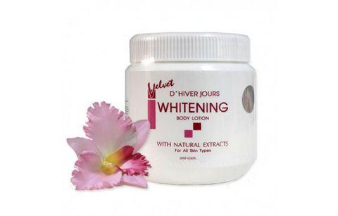 Kem velvet whitening có tốt không